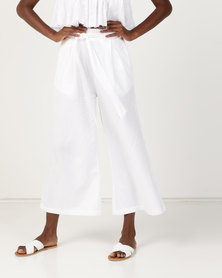 Billabong Lost In The Sun Pants White