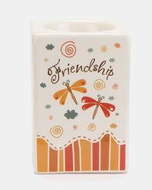 Splosh Friendship Candleholder Orange