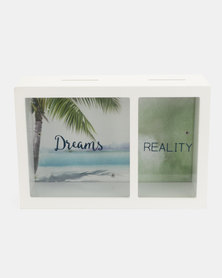 Splosh Change Box Dreams/Reality White