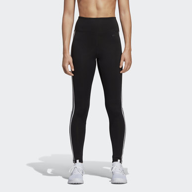DESIGN 2 MOVE 3-STRIPES HIGH-RISE LONG TIGHTS
