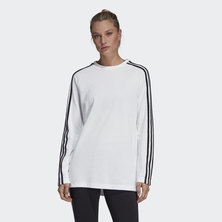 MUST HAVES 3-STRIPES LONG TEE