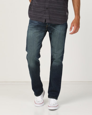 Levi's ® 501® Original Fit Russel Street Blue