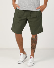 Levi's ® MS 541™ Tac Cargo Short Lodge Green