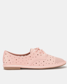 Butterfly Feet Mitch Flats Pink