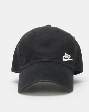 de85d316494 Nike W Nsw H86 Cap Futura Classic Black