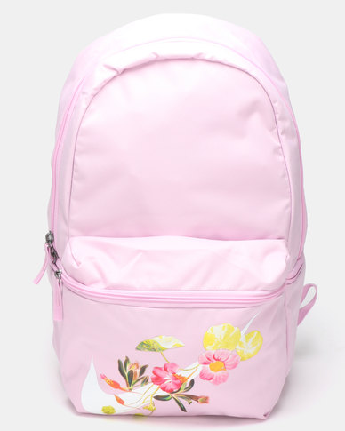 b2186e821ab Nike heritage Backpack GFX Pink