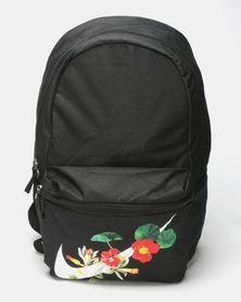 Nike Nk Heritage Backpack Gfx Black adad3d32905db