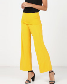 Kaku Designs Jozi Pants Yellow