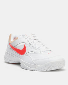 Nike Performance Court Lite Trainers White