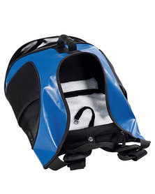 Hunter Pets Carrier Backpack Detroit Blue