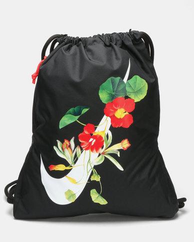 0ae95769b1d5 Nike NK Heritage GMSK GFX Bag Black