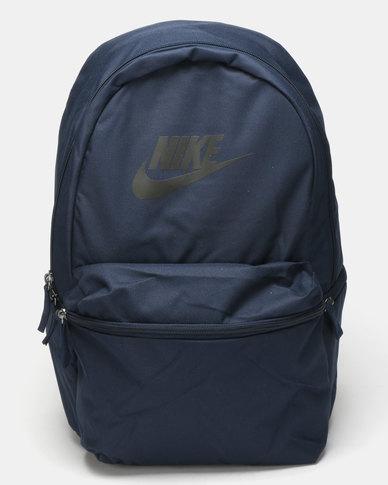 Nike NK Heritage Backpack Blue