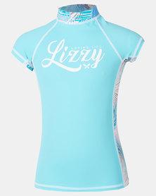 Lizzy Augustine Rashvest Blue