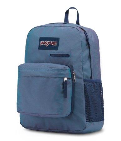 2238cb23d JanSport Digibreak Backpack Blue Jay Yarn Dye | Zando