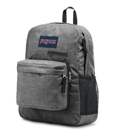 94dc3ce88c34 JanSport Digibreak Backpack Heathered 600D