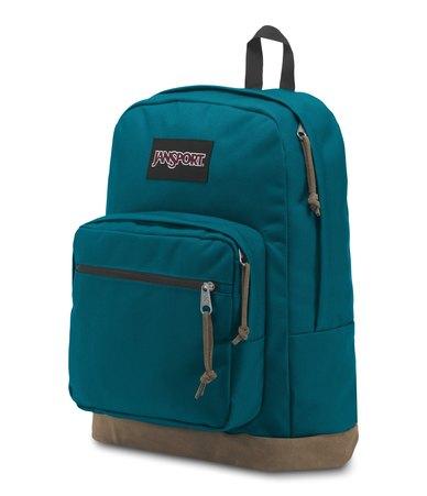 JanSport Right Pack Backpack Marine Teal  3f836810c