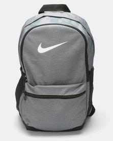 Nike Performance Brasilia Training Backpack Grey/Black/White