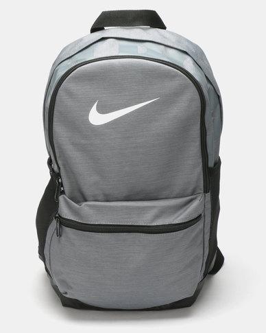 078fd6a5cd4 Nike Performance Brasilia Training Backpack Grey/Black/White | Zando