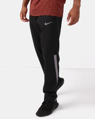79c278757910 Nike Performance Mens Nike Dry Pants Team Woven Black