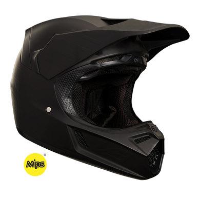 V3 Matte Carbon Helmet