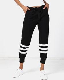 Elm Athletica Pants Black