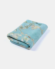 Royal T Cherry Blossom Towel Blue