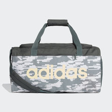 LINEAR CORE GRAPHIC DUFFEL BAG SMALL
