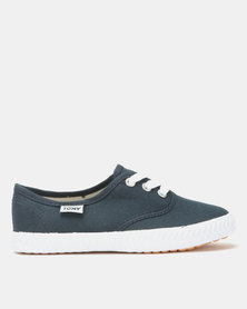 Tomy Takkies Orig Basic Lace Up Sneakers Navy