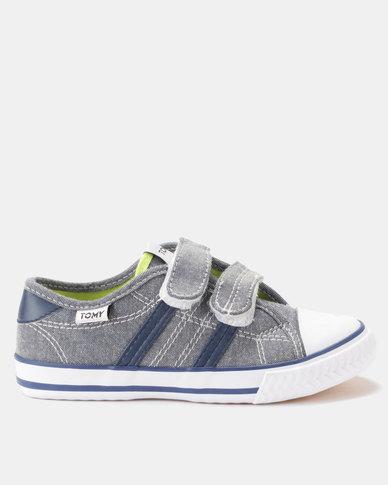 392e81965cc2 Tomy Takkies Kids Velcro Sneakers Blue