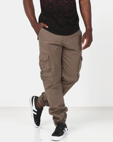 KG Cargo Pants Taupe
