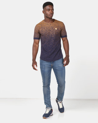 KG Fashion T-Shirt Boss/Navy