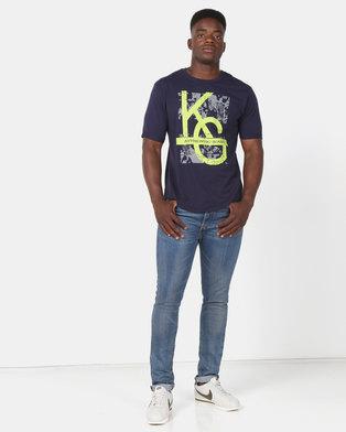 KG Fashion T-Shirt Navy