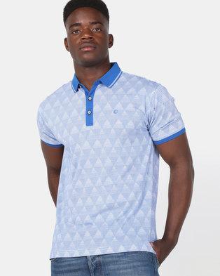KG Fashion Golfer White/Royal