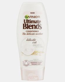 Garnier Ultimate Blends Oat Milk Conditioner 200ml