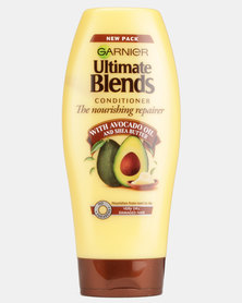Garnier Ultimate Blends Avocado & Shea Butter Conditioner 400ml