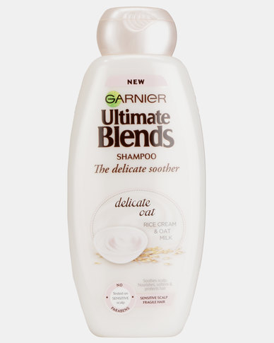 Garnier Ultimate Blends Oat Milk Shampoo 400ml