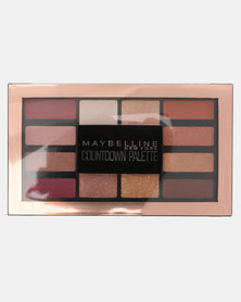 DISC Maybelline Countdown Collection Palette Limited Edition