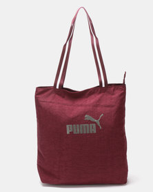 Puma Sportstyle Core Womens Shopper Red