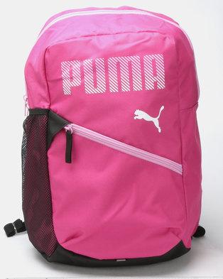 Puma Sportstyle Core Puma Plus Backpack Pink 1650c97d2724e