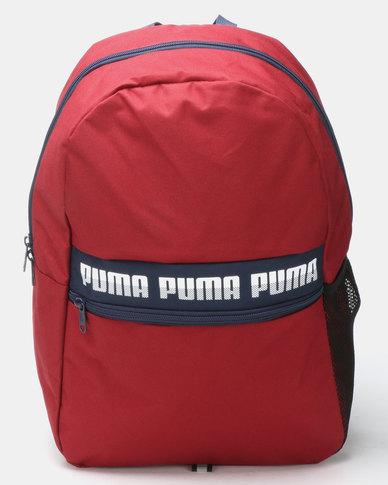 Puma Sportstyle Core Puma Phase Backpack II Red