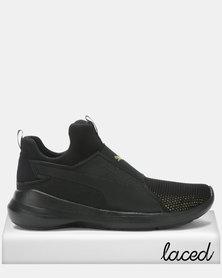 Puma Sportstyle Core Rebel Mid LX Sneakers Black