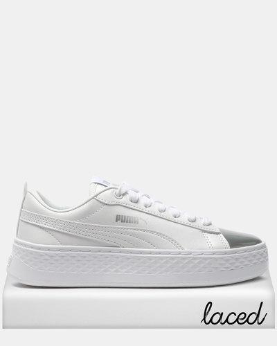 Reebok Club C 85 Mid Sneakers Wow WhiteTrue Grey | Zando