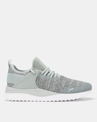 Puma Pacer Next Cage Knit Premium Sneakers Quarry-Iron Gate