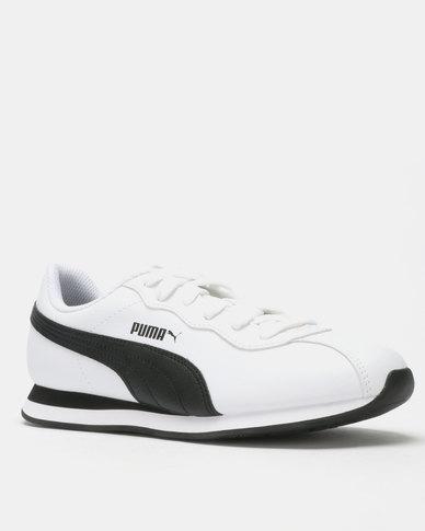 7ad4e070f44 Puma Turin II Sneakers Puma White-Puma Black | Zando