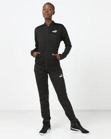 Puma Sportstyle Core Classic Tricot Suit Black