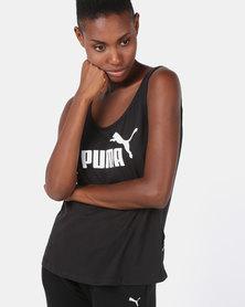 Puma Sportstyle Core Essential Logo Tank Black