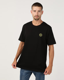 Element Bearing Short Sleeve Tee Black