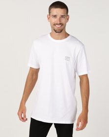 Element Scent Short Sleeve Tee White