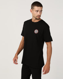 Element Seal Back Short Sleeve Tee Black