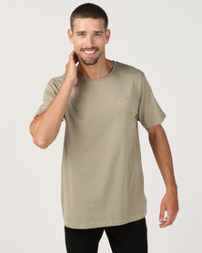 Element Bearing Short Sleeve Tee Silver Sage